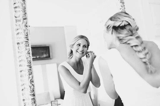 Bridal Hair & Makeup by me!