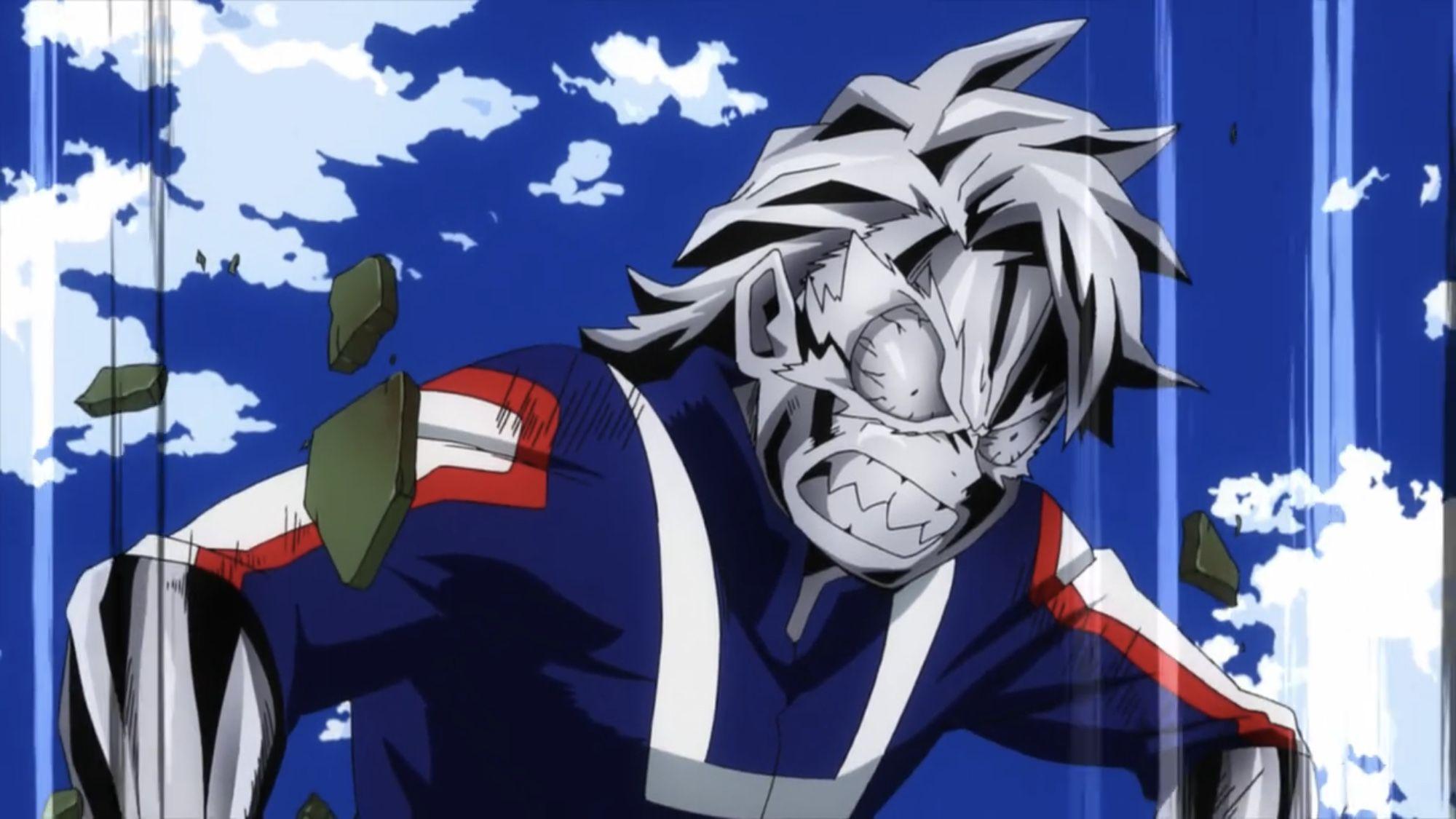 Tetsutetsu Tetsutetsu || Boku no Hero Academia | My hero
