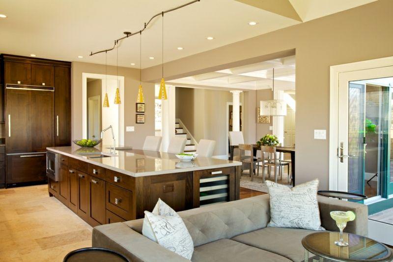 Wäre eine offene Küche das richtige für Sie?