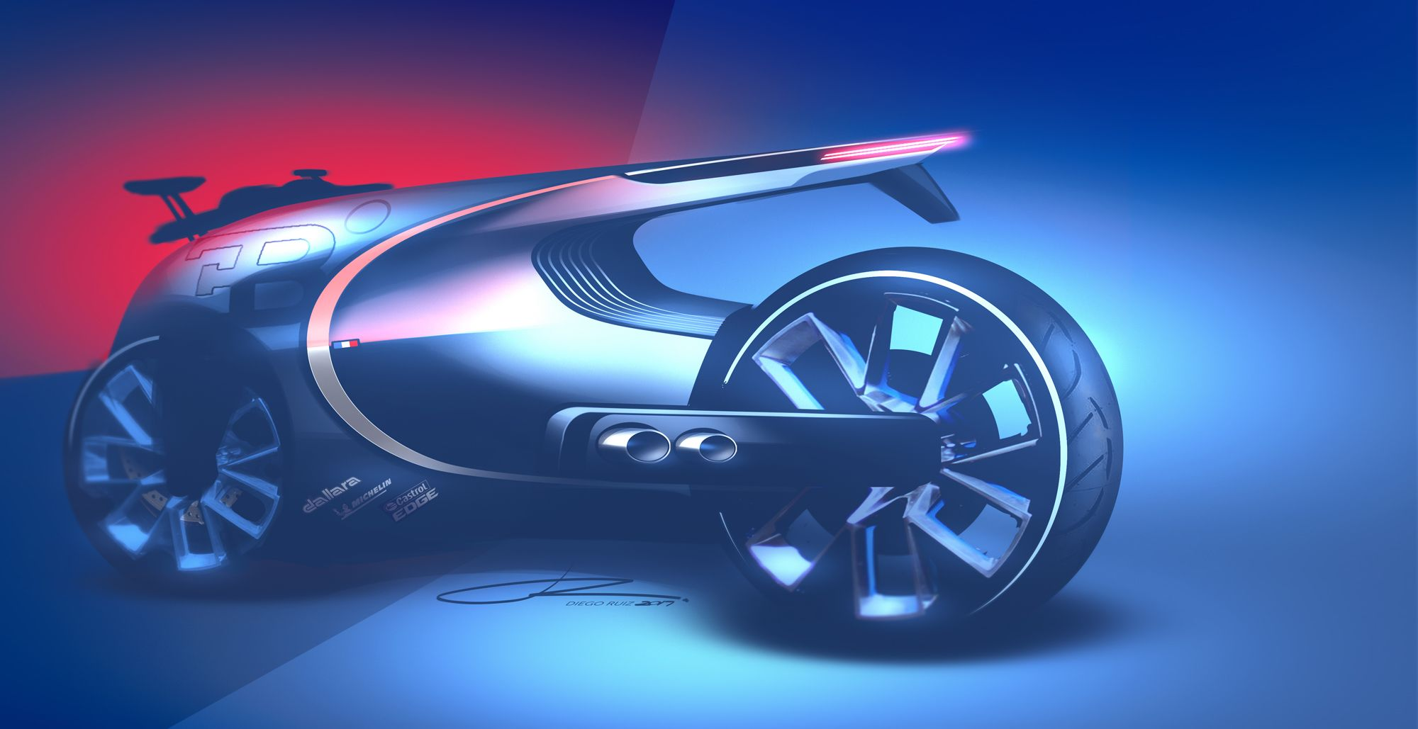 Bugatti Concept Bike Concept Motorcycles Sketches Concept
