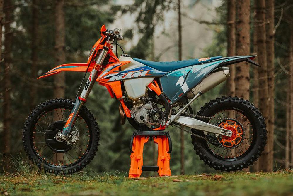 2021 Ktm 350 Exc F Wess Edition Hiconsumption Ktm Ktm Enduro Enduro Motocross