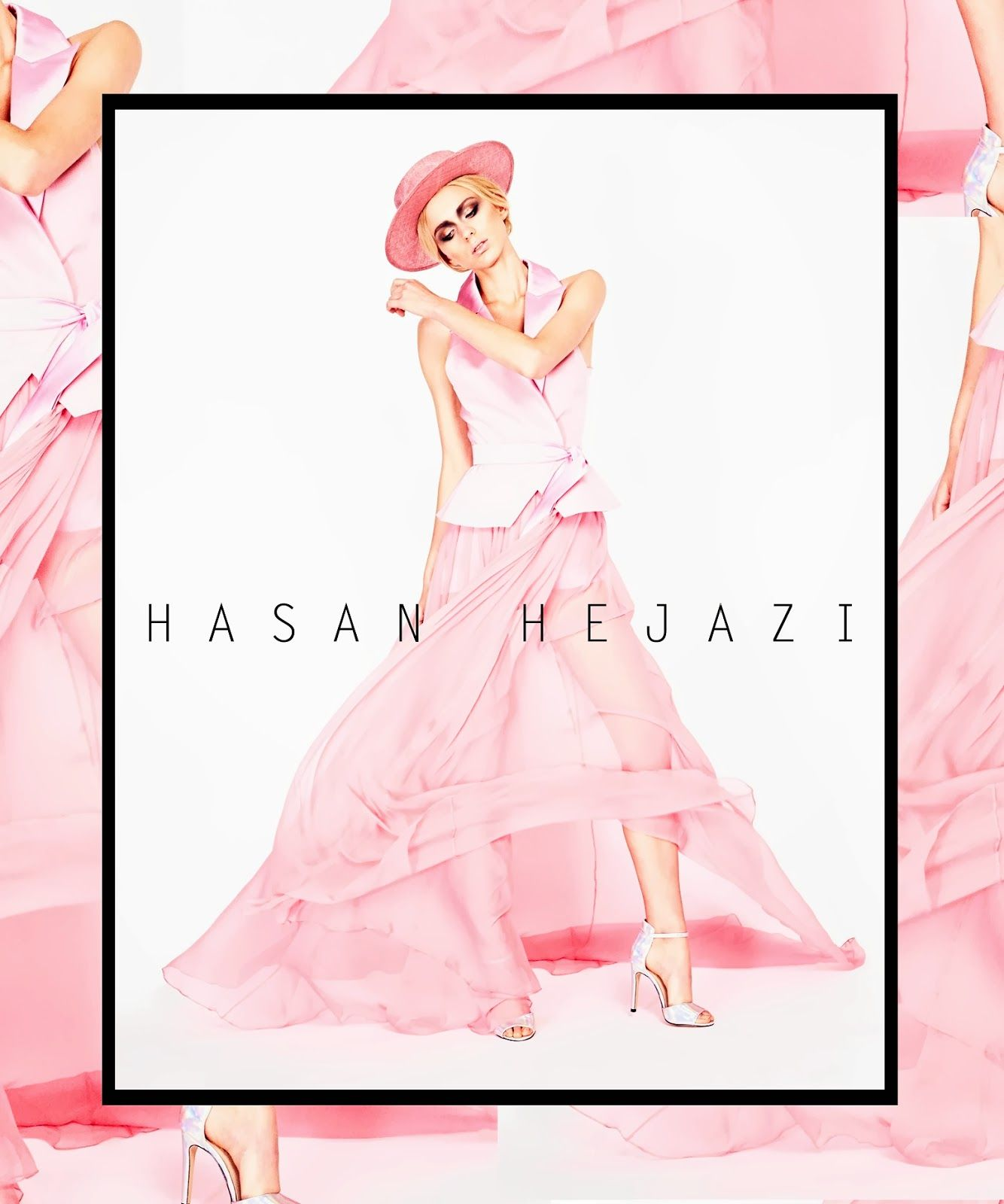 Smile: AD Campaign: Hasan Hejazi Spring/Summer 2014: Alex K by Mark Cant