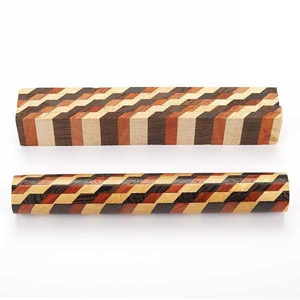 Buy Laminated Wood Pen Blank 49 At Woodcraft Com Wood Pens Wood