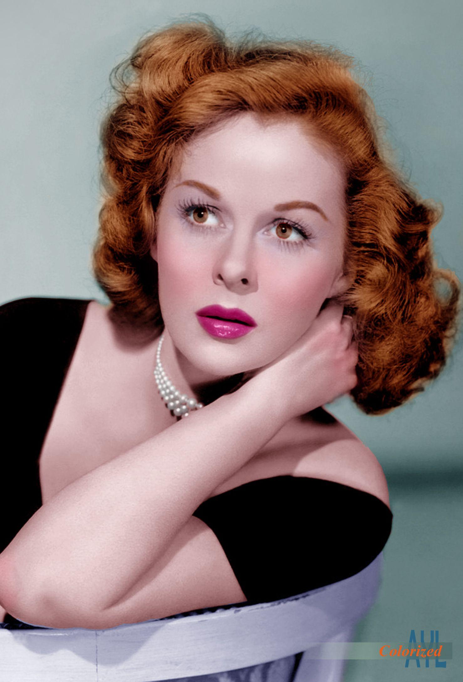 Susan Hayward, 1949
