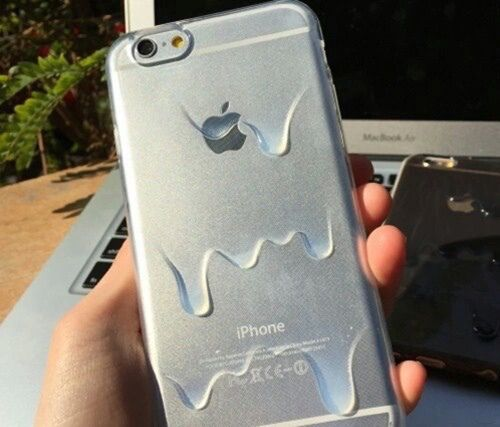 Imagen de iphone, apple, and case