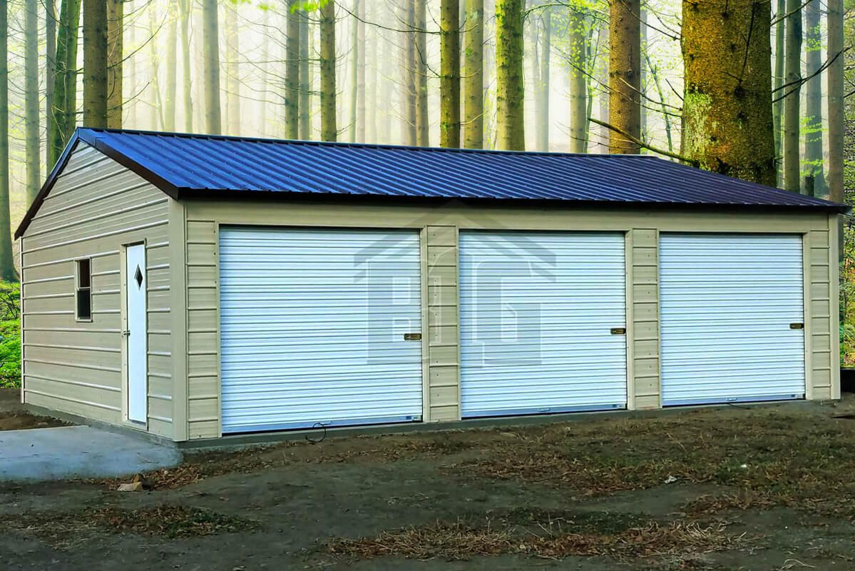 The Vibes Garage 18x30x9 Energy Efficient Homes Steel Buildings Garage