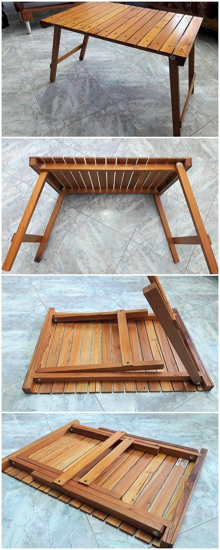 Mesas De Madera Para Camping Exciting Ways To Make Useful Things With Old Wooden Pallets