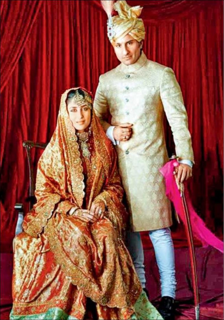 Explore Kareena Kapoor Khan And More Saif Wedding Images