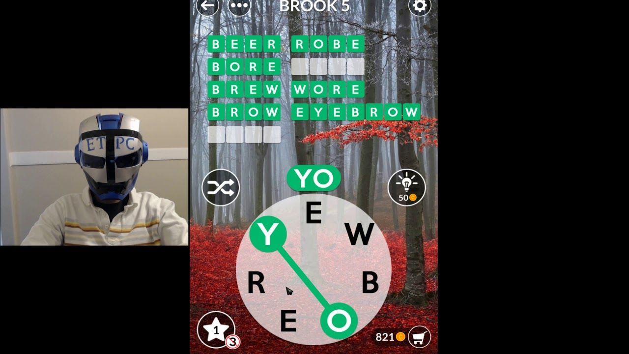 WORDSCAPES UNCROSSED BROOK 5 ANSWERS (MIST) Mists, Word