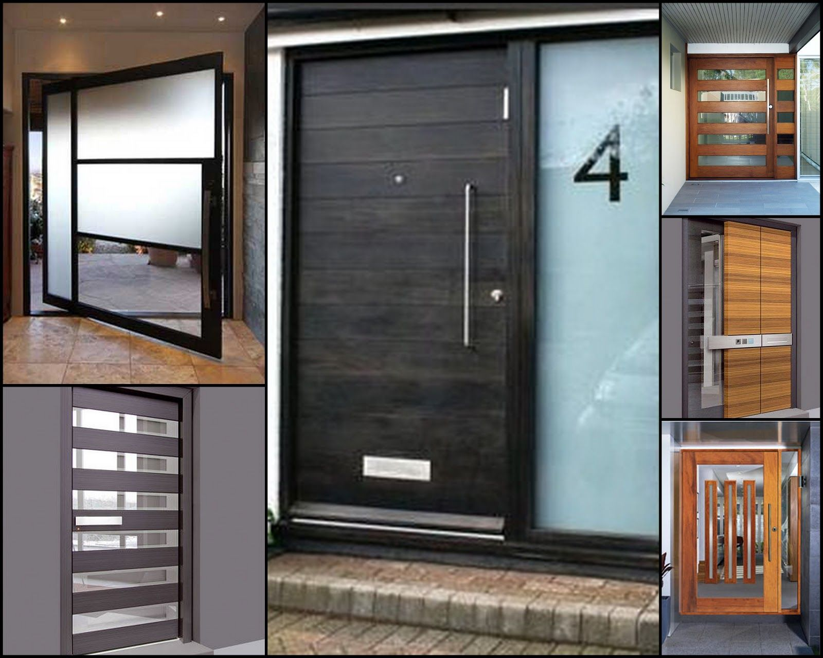 double front entry doors photo 1 Anna house Pinterest