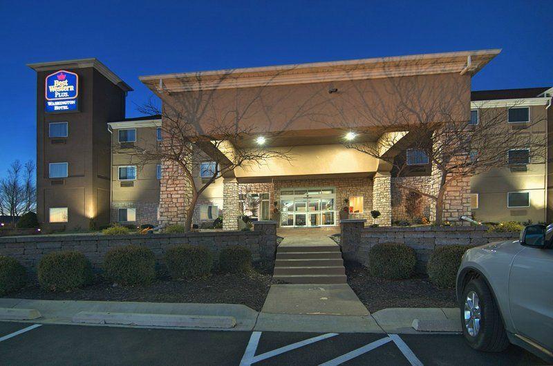 Hotel Suites Bestwesternplus Washington Missouri Vacation Http