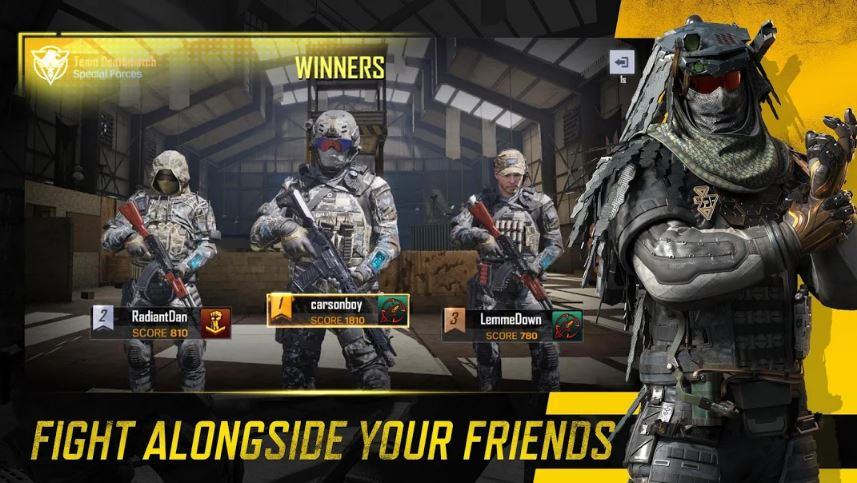 Call of Duty Mobile APK 1.0.10 download COD Mobile APK