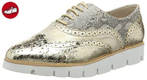 Damen FEPO066 Sneaker, Silber (Silver), 36 EU Fiorucci