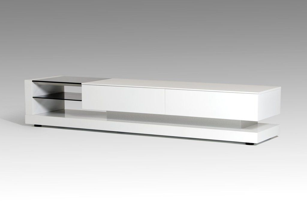 Best Modrest Mali Modern White Tv Stand – Modlivingdecor Com 400 x 300