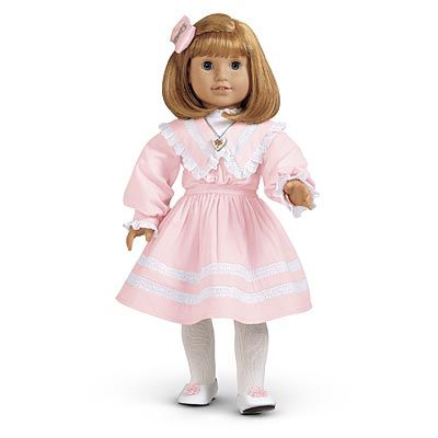 American Girl Doll Pretty Party Valentine Outfit NEW! Retired