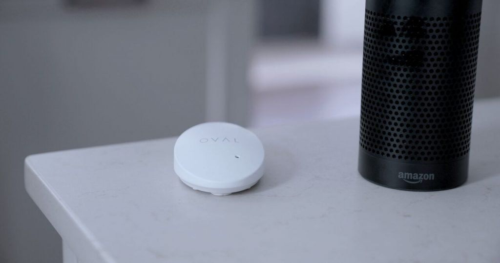 Oval 2.0 is a smart sensor that can monitor any object
