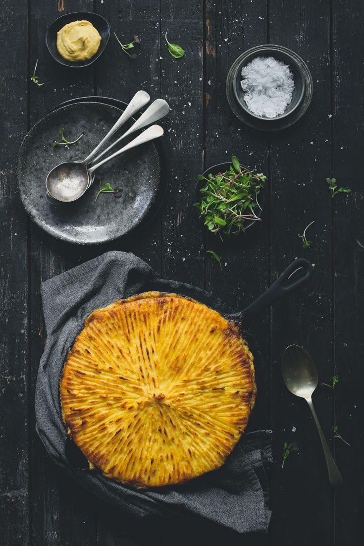 Steak and Kidney Cottage Pie   Ricetta   Padella