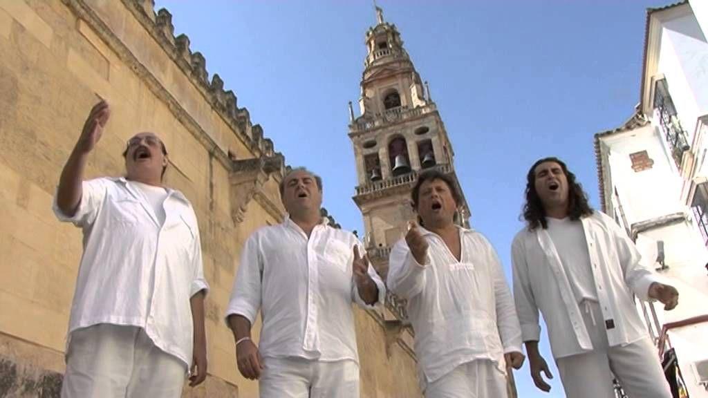 """Cantores de Híspalis & José Antonio Rodríguez - """"A Córdoba"""" (Sevillanas ..."""