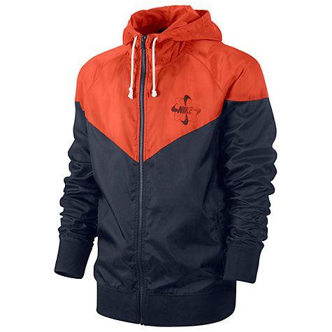 00a5cb5082 Buy Nike Vintage Windrunner Jacket Online at johnlewis.com