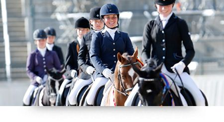USEF: National Governing Body for equestrian sport in the United States. Uniting the equestrian community, honoring achievement, and serving as guardians of equestrian sport.