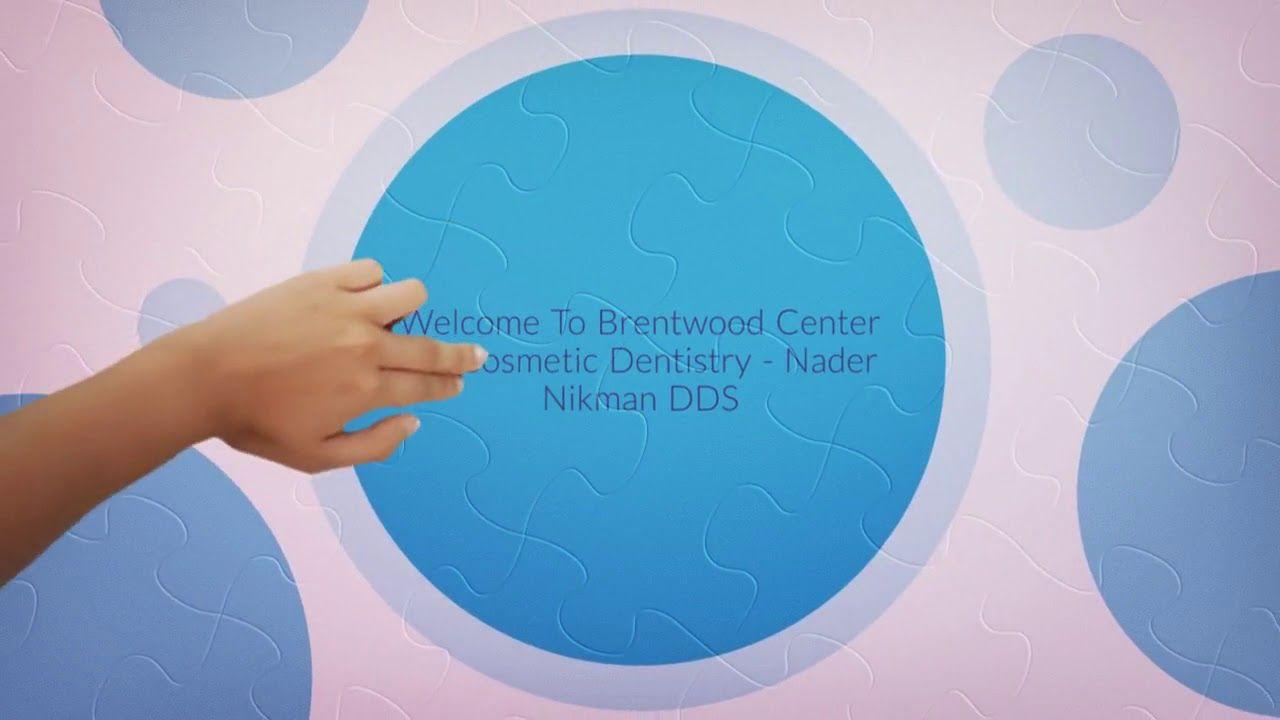 Dr.Nader Nikman DDS Dentist in Brentwood CA Dr. Nader