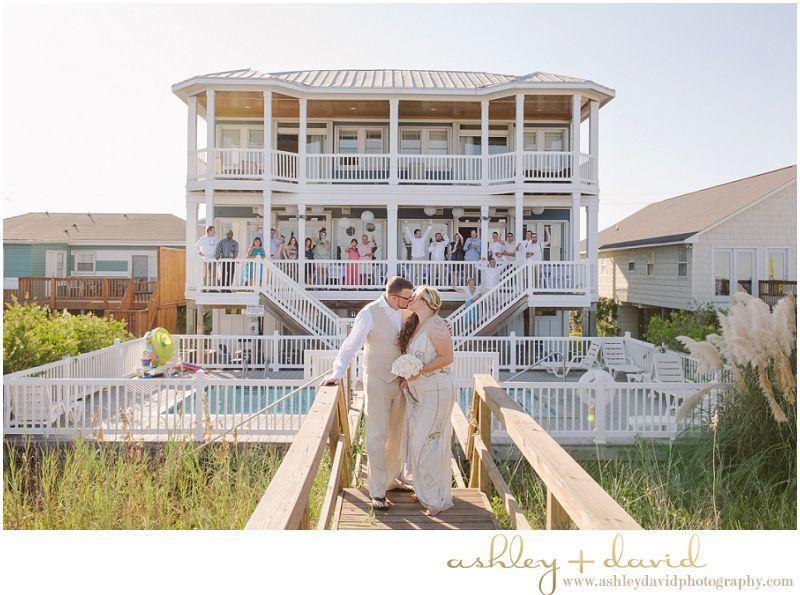 Kure beach wedding photographer wedding venues north