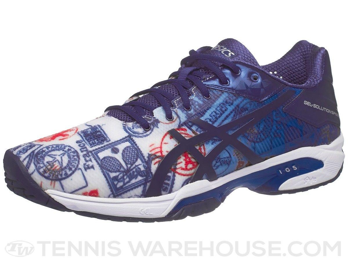 Asics Gel Solution Speed 3 L.E. Paris Men's Shoes