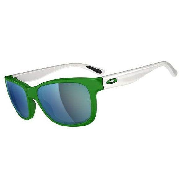 0cf5832fcee Oakley Women s Forehand Sunglasses - G-Money Emerald Iridium Polarized Lens  OO9179-18
