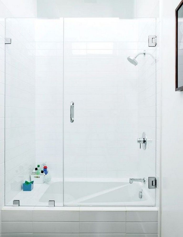 22 Beauty Small Kids Bathtub Shower Design Ideas With Glass Door Bathtub Remodel Bathtub Shower Bathtub Doors