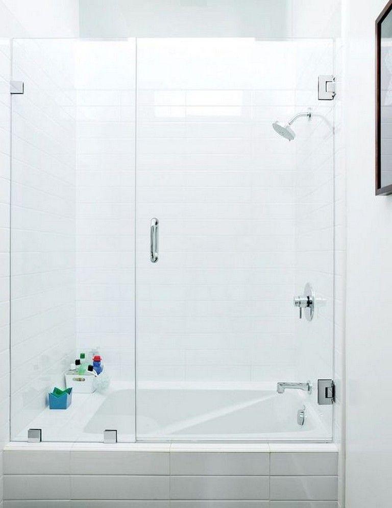 22 Beauty Small Kids Bathtub Shower Design Ideas With Glass Door Bathtub Remodel Bathtub Shower Bathtub Doors