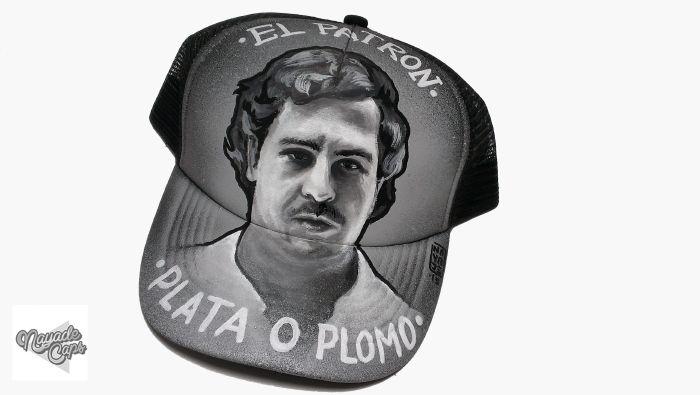 Gorra Pablo Escobar  5372161b63e