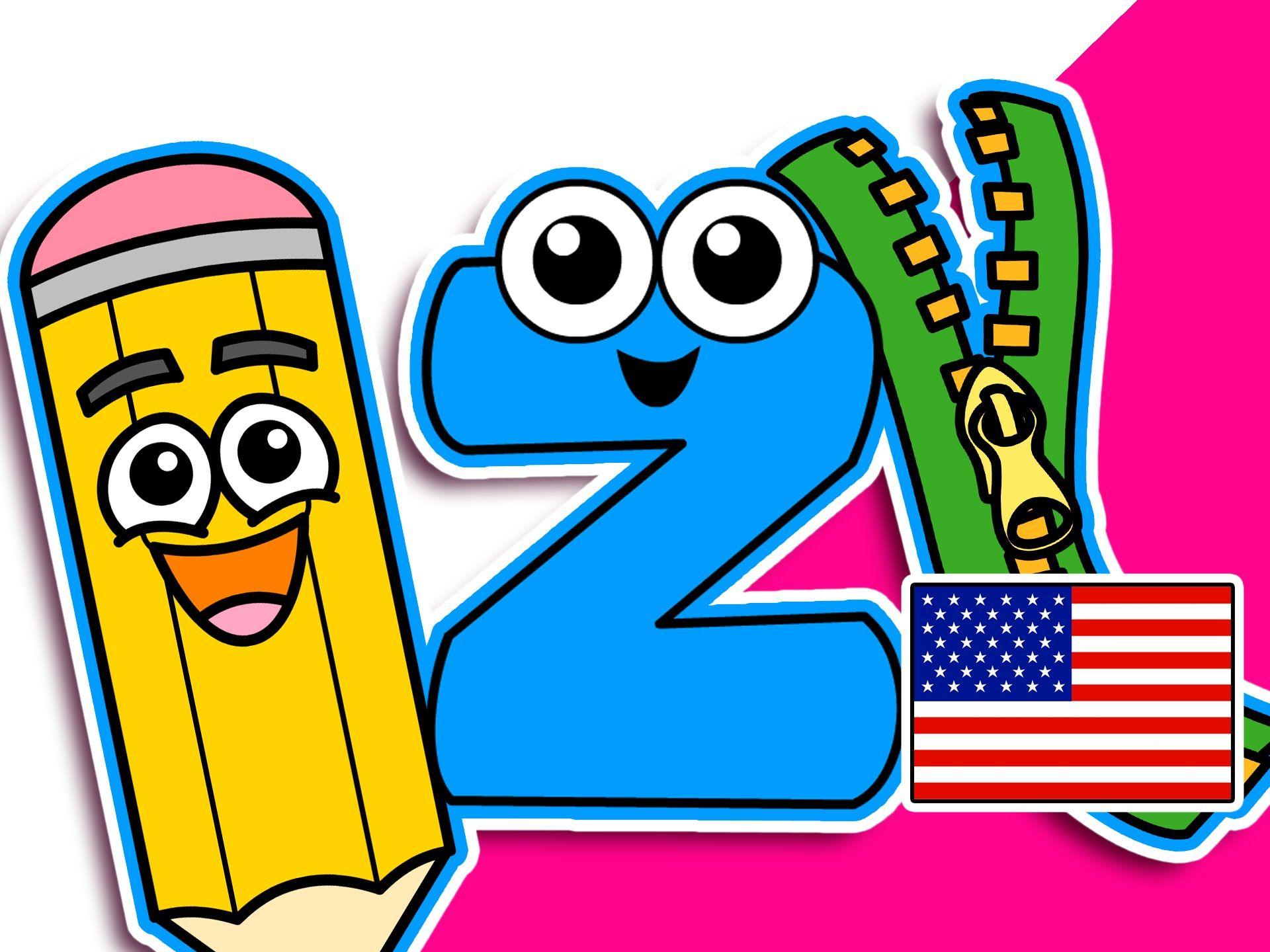 Children Learn The Lower Case Letter Z In American