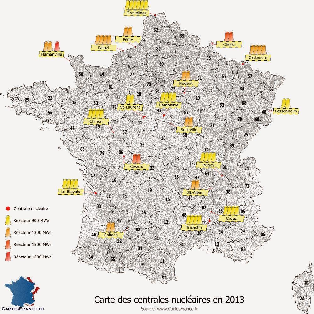 Le Nucleaire En France
