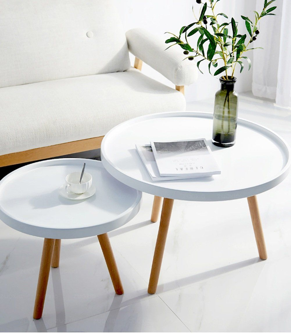 Csq Side Table Combination Coffee Table Sofa Side Table Simple Style Creative Furniture Living Room Balcony Ro Coffee Table Simple Side Tables Wood Coffe Table [ 1149 x 1001 Pixel ]
