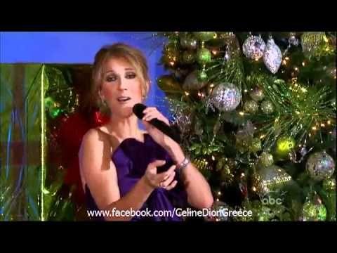 Celine Dion Don T Save It All For Christmas Day Live At Disney Parks Celine Dion Dion Celine