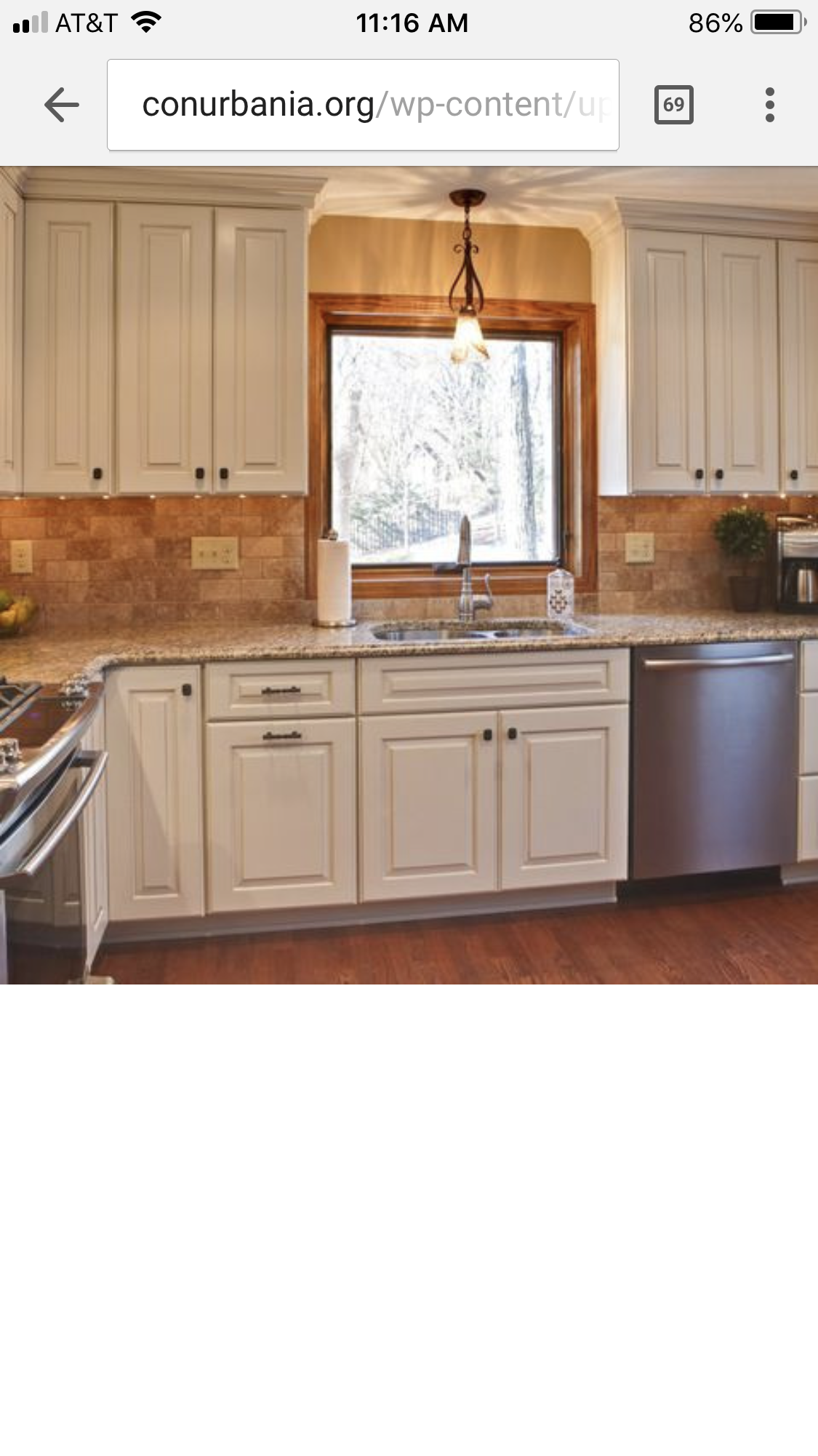 Pin By Nancy Walsh On Wood Trim And White Cabinets White Kitchen Oak Trim Kitchen Cabinet Remodel Kitchen Cabinets