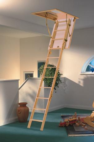 Dolle Mini Timber Folding Loft Ladder Dtl Mini Loft Centre Loft Ladder Mini Loft Loft