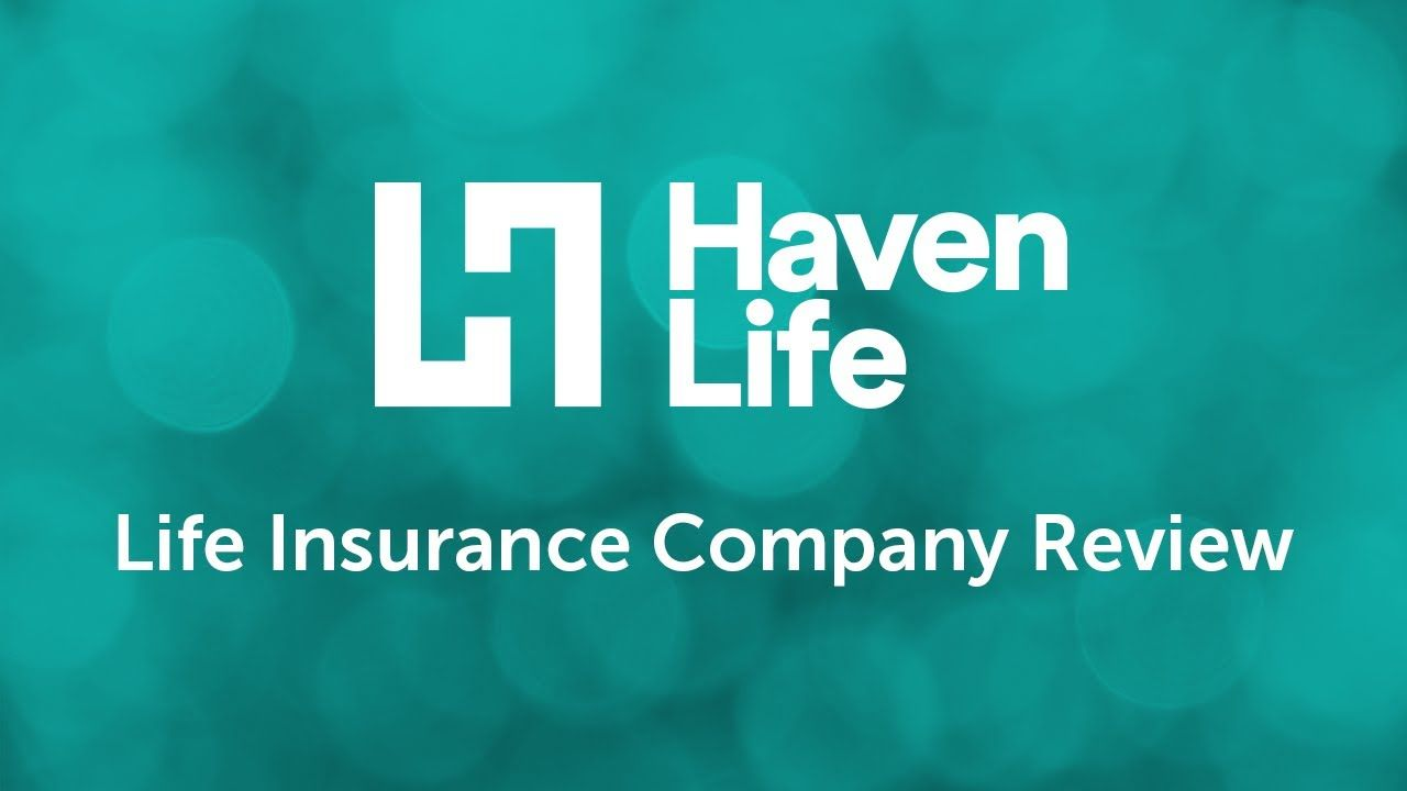 Haven Life Term Life Insurance Life Insurance Companies Term