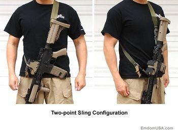 Emdom E-MM Gunslinger (Single-point / Two-point) Sling