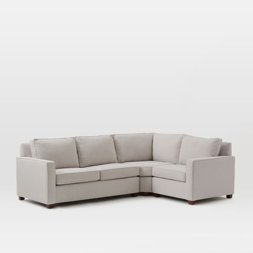 Henry 3 Piece Wedge Sectional