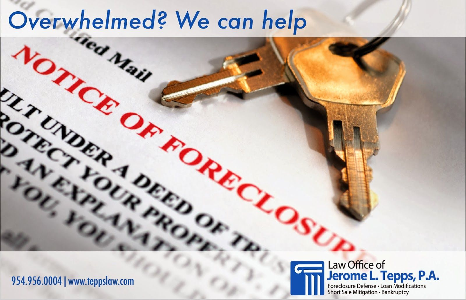 South Florida Foreclosures Foreclosure Complaints