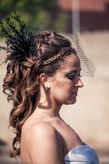 Gorgeous Wedding Hair Love The Braid Wedding Hair Inspiration Wedding Hairstyles Carnival Hairstyles