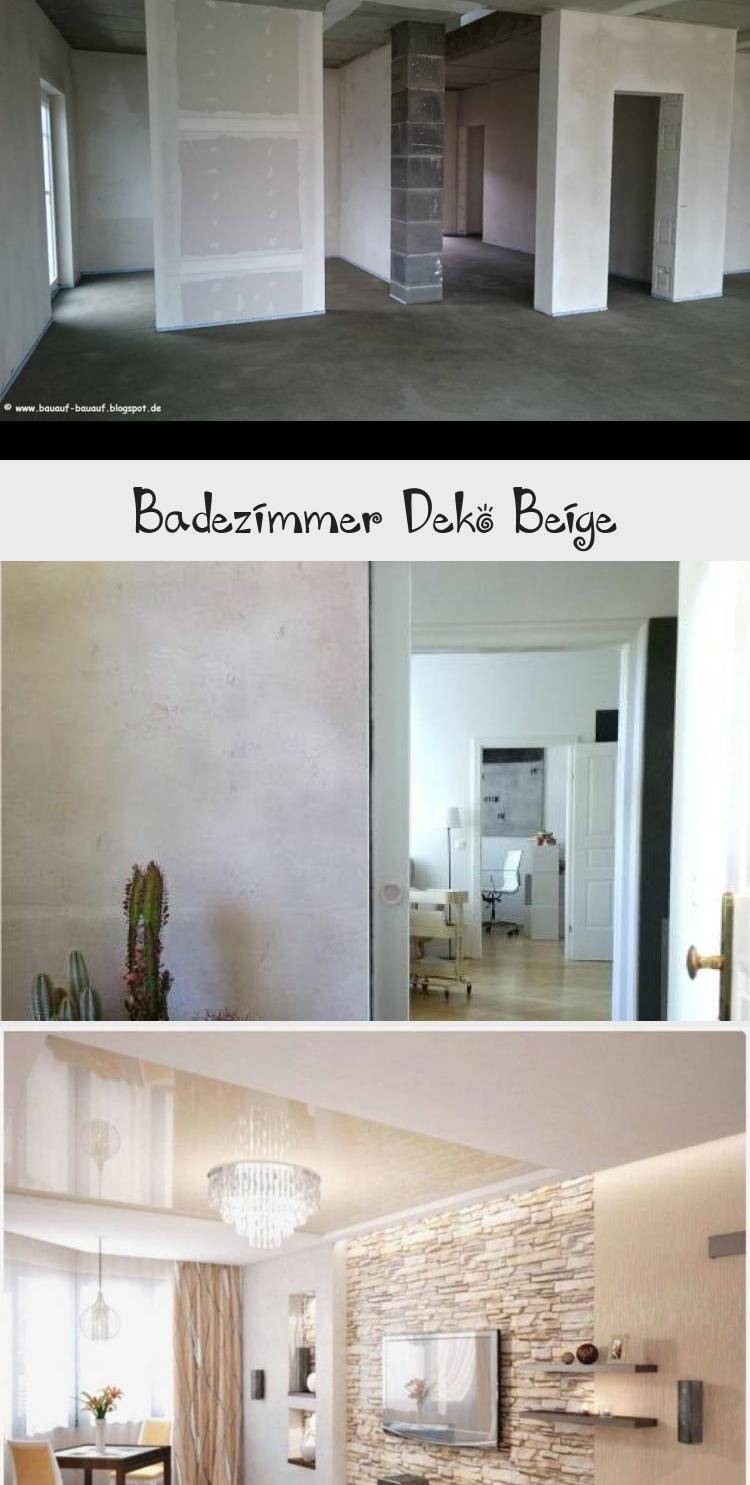 Badezimmer Deko Beige In 2020 With Images Lighted Bathroom