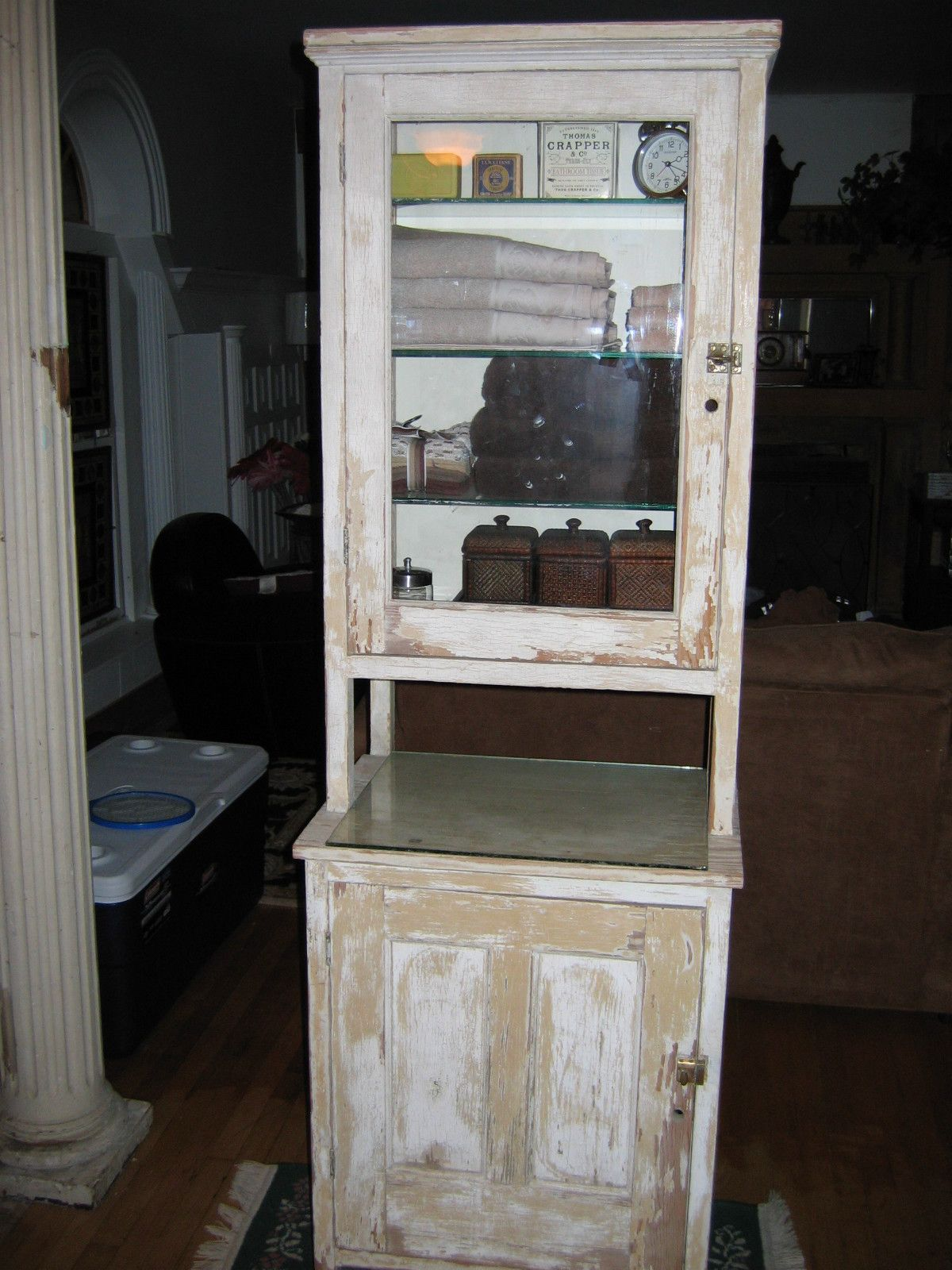 Vintage Doctor / Dentist Medical Cabinet | EBay...So Cool For Multiple Uses