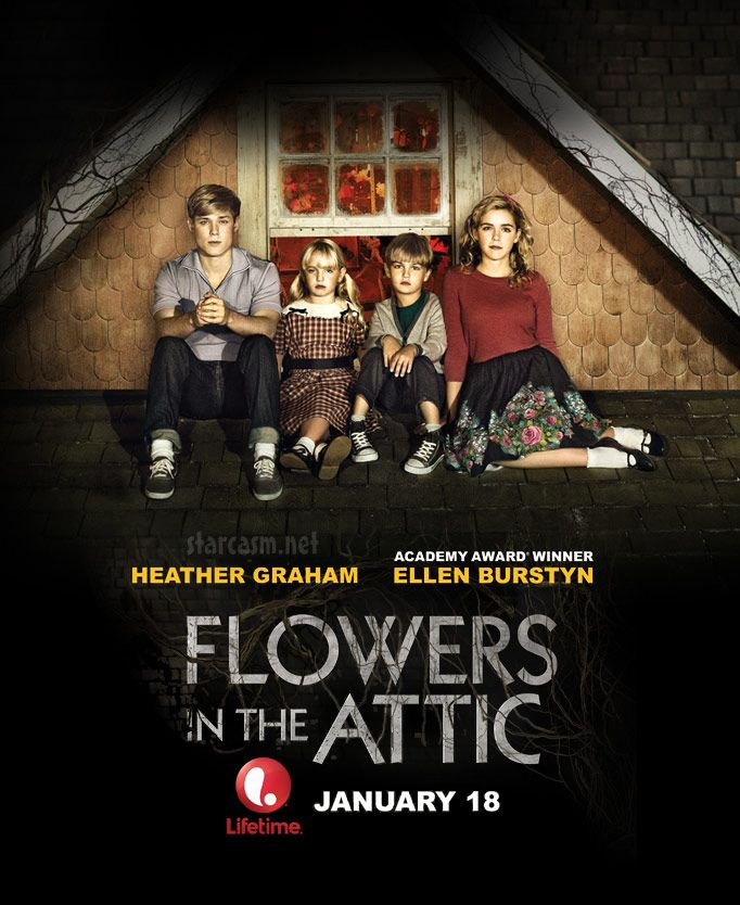 Flowers In The Attic 2014 Finished The Book And It It Was Something Read It Before Lifetime Movies Flowers In The Attic Lifetime Movies Network