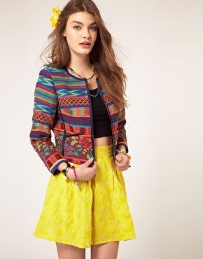 320ac188d3f010 ASOS Mexicana Blazer | attire in 2019 | Fashion, Asos, Mexican outfit
