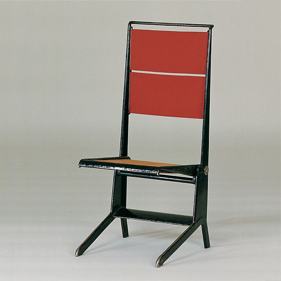 Jean prouv folding chair 1930 furniture pinterest for Chair design 1930