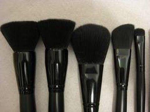 review elf powder brush cheap makeup brushes  makeup