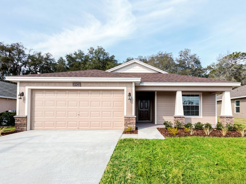 New Homes in Tampa Bay FL