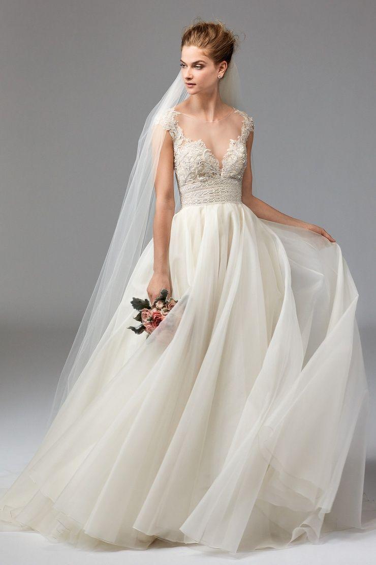 Watters Azalea Wedding Dress Azalea What Dreams Are Made Of
